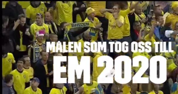 Svensk fotbollsfes 2020 – Vart spelar Sverige sin första EM-match