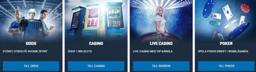 nordicbet betting och casino